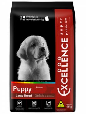 Dog Excellence Puppy Large Breed Super Premium  15k