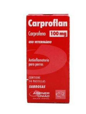 Carproflan 100mg -Anti-flamatorio 14cpr