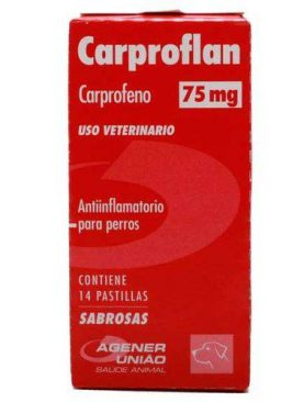 Carproflan 75mg Anti-flamatorio 10cpr