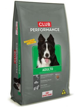 Ração Royal Canin Club Performance Adultos