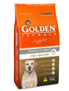 Ração Golden Formula Adulto Light 15Kg