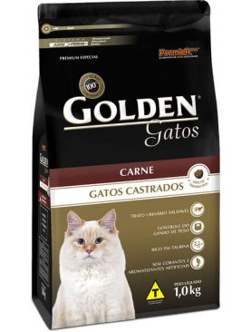 Golden Gatos Castrados Carne