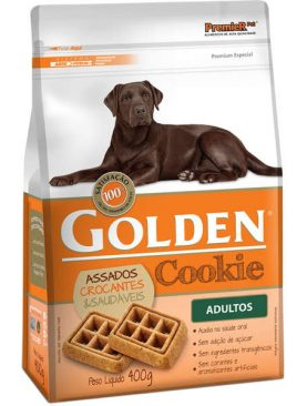 Biscoito Golden Cookie Adulto 400g