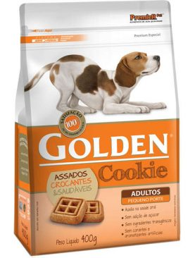 Biscoito Golden Cookie Adulto Mini Bits 400g