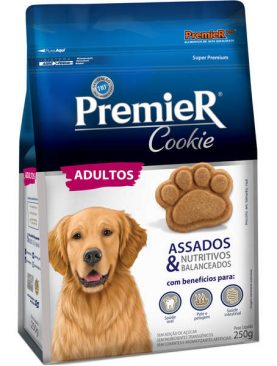 Biscoito Premier Cookie Adulto 250g