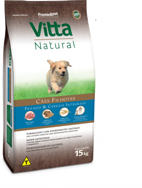 Vitta Natural Adulto Frango 15Kg