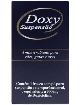 Doxy Suspensao Oral 300g