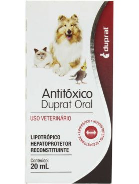 Antitóxico Duprat Oral - 20 mL