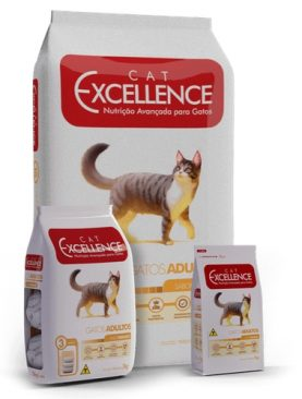 Cat Excellence Adulto Sabor Frango